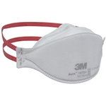 3M 1870 N95 Health Care Particulate Respirator and Surgical Mask