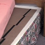 Folding Gatch Type Bed Board