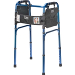 Freedom Series Deluxe Aluminum Folding Walker
