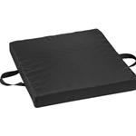 Waffle Foam/Gel Wheelchair Seat Cushion with Waterproof Cover