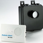 Dakota Alert 3000 Wireless Motion Alert System
