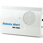 Dakota Alert WR-3000 Wireless Receiver
