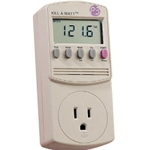 P3 International P4400 Kill A Watt Electricity Usage Monitor