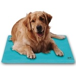 Canine Cooler Thermoregulating Pet Bed
