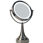 Zadro 1x/10x Next Generation LED Vanity Mirror