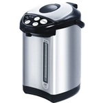 Sunpentown 3.6 Liter Hot Water Pot with Multi-Temp Function