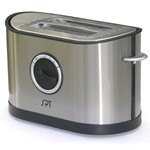 Sunpentown 2 Slot Stainless Steel Toaster