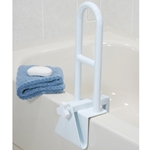 Drive Medical Steel Clamp on Tub Rail