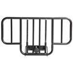 Drive Medical No Gap Deluxe Half Length Side Bed Rails