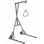 Drive Medical Heavy Duty Bariatric Trapeze with Wheels