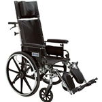 Drive Medical Viper GT Light Weight Reclining Wheelchair