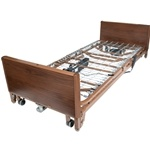 Delta Ultra Light Plus Full Electric Low Bed