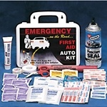 Emergency First Aid Auto Kit
