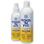 Kool 'N Fit Pain Relieving Liquid