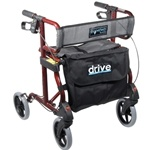 Drive Medical Diamond Aluminum Rollator