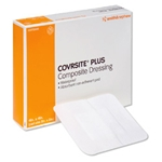 Smith and Nephew Covrsite Plus Waterproof Composite Dressing