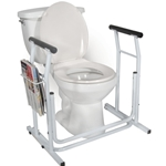 Deluxe Toilet Safety Support