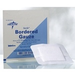 Medline Bordered Gauze Dressing
