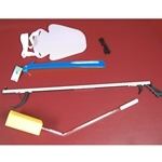 Drive Medical Hip Replacement Recovery Kit