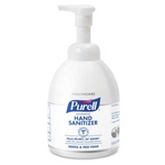Purell Advanced Green Certified Instant Hand Sanitizer Foam