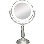 Zadro 12x/1x Next Generation Ultra Bright LED Lighted Vanity Mirror