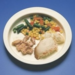 Ableware Round Up Plate