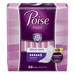 Poise Ultimate Coverage Pads