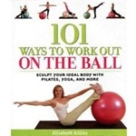 101 Ways to Work Out on the Ball Book