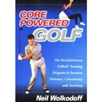 FitBALL Power Golf Book
