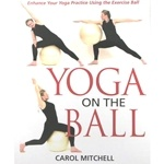 Yoga on the Ball Book