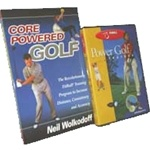 FitBALL Power Golf Book & DVD