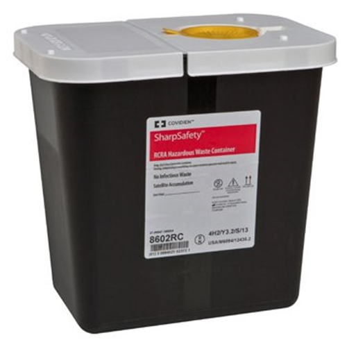 Sharpsafety Rcra Hazardous Waste Container At Healthykin Com