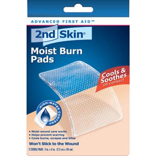 Spenco 2nd Skin Moist Burn Pads at HealthyKin.com