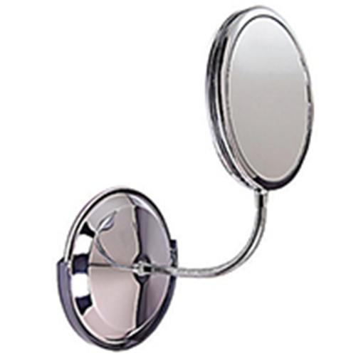 Zadro Tri Vision Gooseneck Vanity Mirror 1x 5x 10x