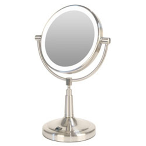 Led Lighted Vanity Mirror Next Generation : Zadro Next Generation LED Lighted Vanity Mirror - Free Shipping at HealthyKin.com