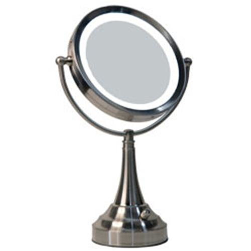 Vanity Lighted Makeup Mirror 10x : Zadro 1x/10x Next Generation LED Vanity Mirror at HealthyKin.com