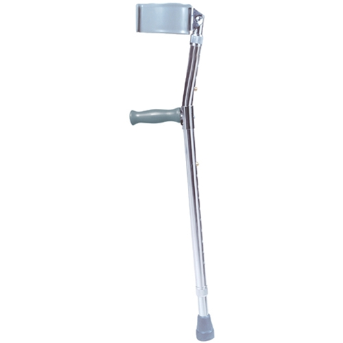 McKesson Lightweight Walking Forearm Crutches