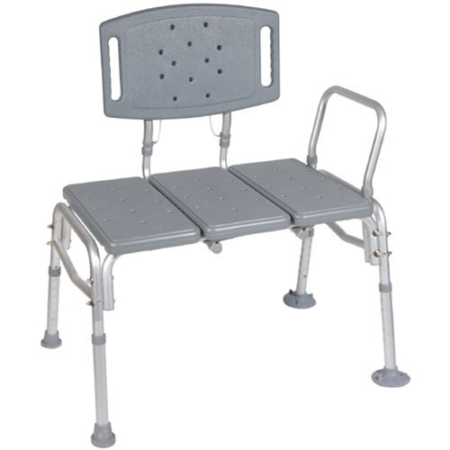Terrific Drive Medical Heavy Duty Bariatric Plastic Seat Transfer Bench Ibusinesslaw Wood Chair Design Ideas Ibusinesslaworg