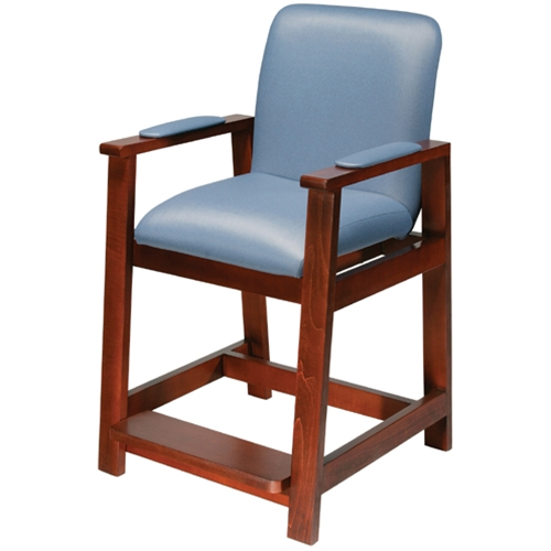 drive medical wood frame high hip replacement chair - Wood Frame Chair