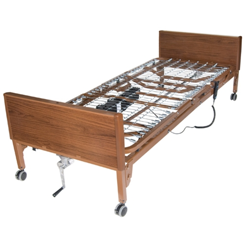 Delta Semi Electric Ultra Light Plus Hospital Bed