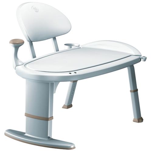 moen premium transfer bench at. Black Bedroom Furniture Sets. Home Design Ideas