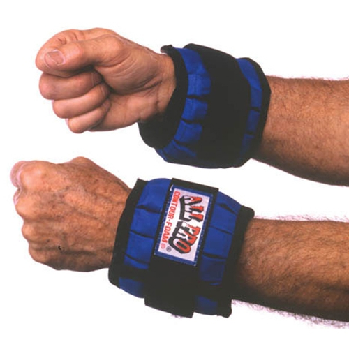 Best Adjustable Wrist Weights: All-Pro Adjustable Wrist Weights At HealthyKin.com