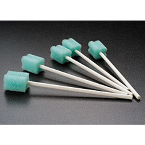 Halyard Kimvent Oral Care Swabs