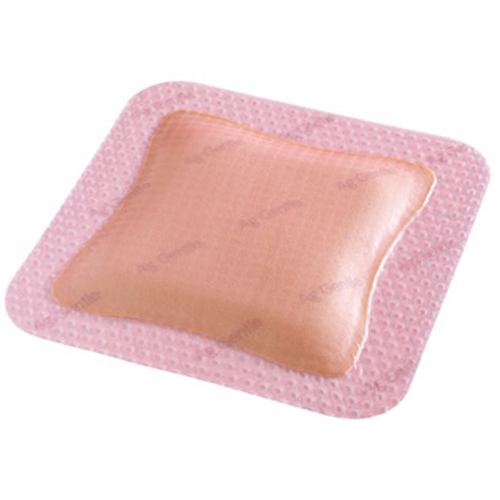 Smith and Nephew Allevyn AG Gentle Border Wound Dressing