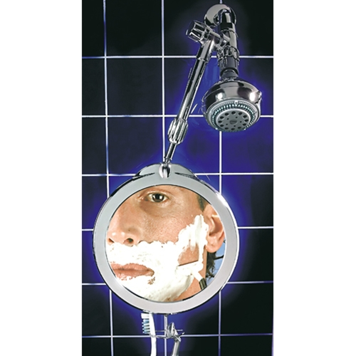 Zadro Z Fogless Dual Sided Telescoping Shower Mirror