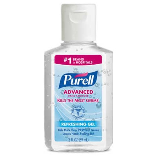 Purell Advanced Instant Hand Sanitizer At Healthykin Com
