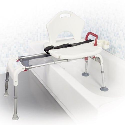drive medical folding universal sliding transfer bench at. Black Bedroom Furniture Sets. Home Design Ideas