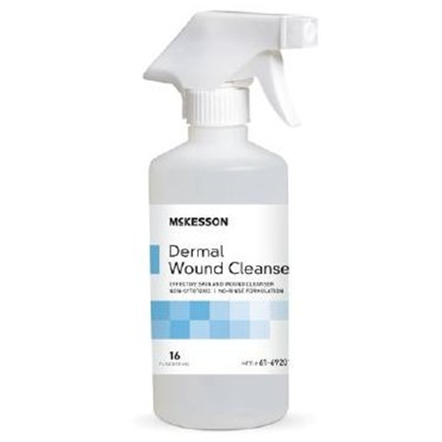 McKesson Skin Wound Cleanser