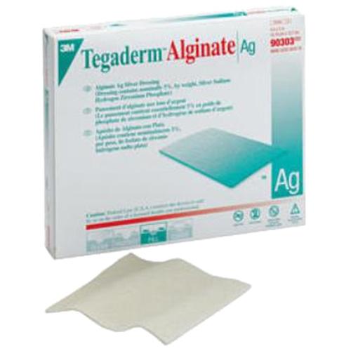 3M Tegaderm Alginate Ag Silver Dressing at HealthyKin.com