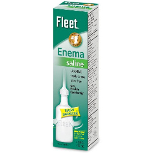 Fleet Saline Enema At Healthykin Com